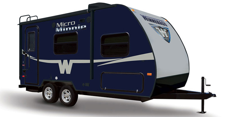 2016 Winnebago Micro Minnie 2106FBS - BRV - 13545A  - Burlington RV Superstore