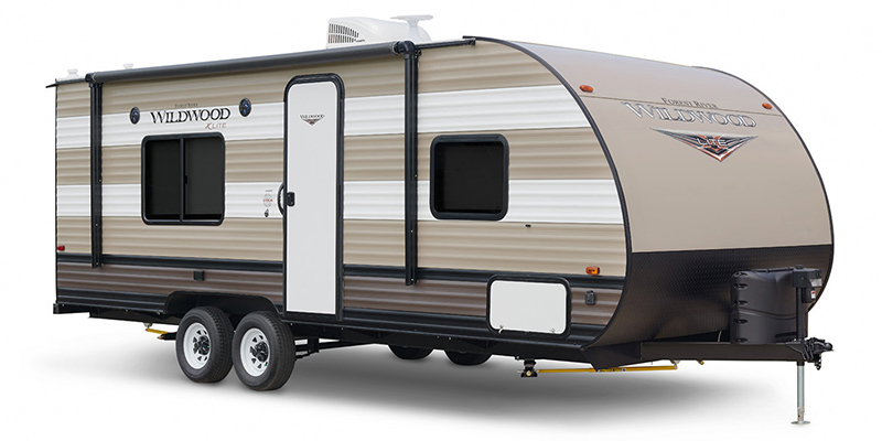 2019 Forest River Wildwood X-lite 261BHXL WALL - BRV - 13335  - Burlington RV Superstore