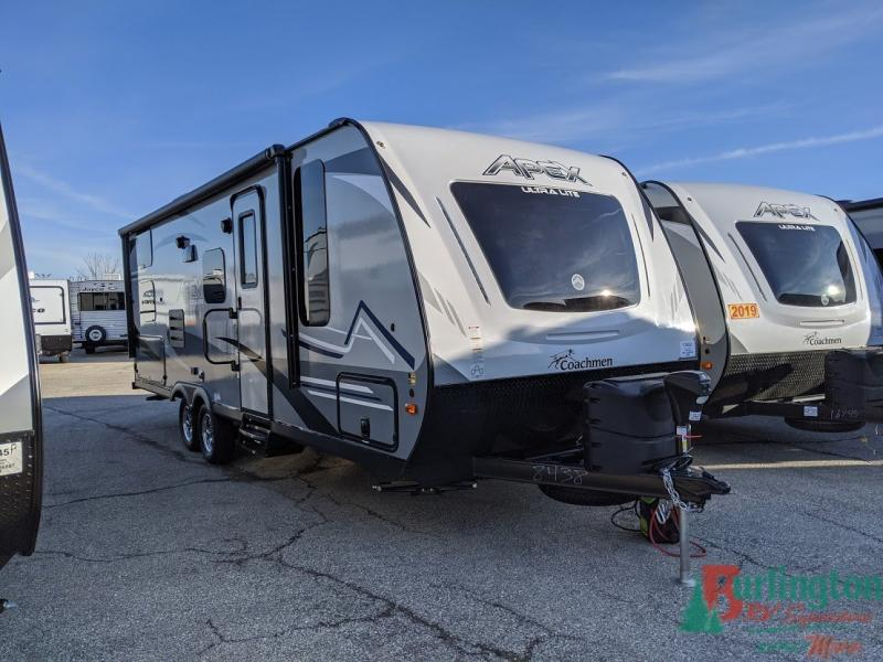 2020 Coachmen Apex Ultra Lite 245BHS - BRV - 13832  - Burlington RV Superstore
