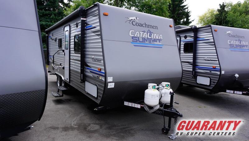 2020 Coachmen Catalina Summit Series 7 212BHS - Guaranty RV Trailer and Van Center - T40581
