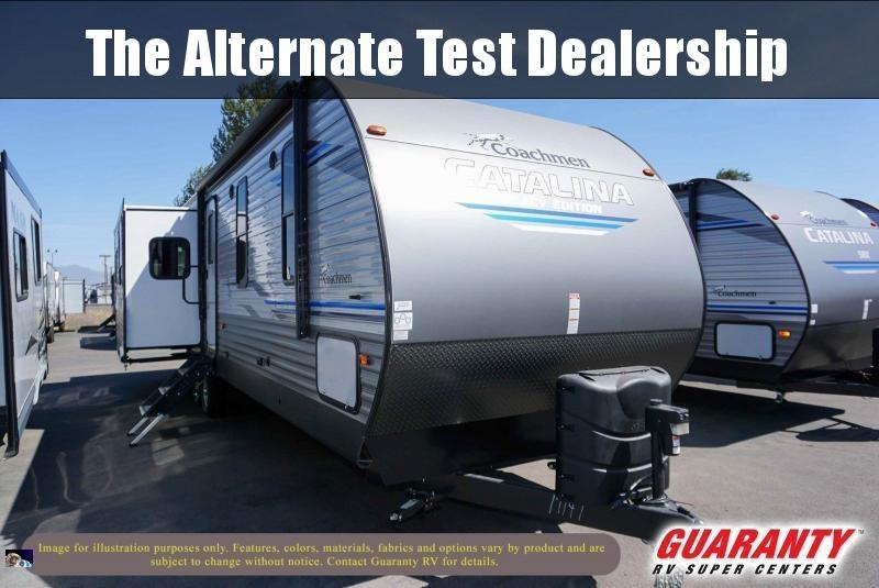 2020 Coachmen Catalina Legacy Edition 333RETS - Guaranty RV Trailer and Van Center - T41007