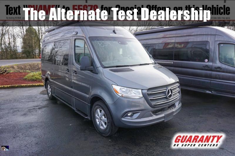 2020 Roadtrek Agile SS - Guaranty RV Trailer and Van Center - T41351