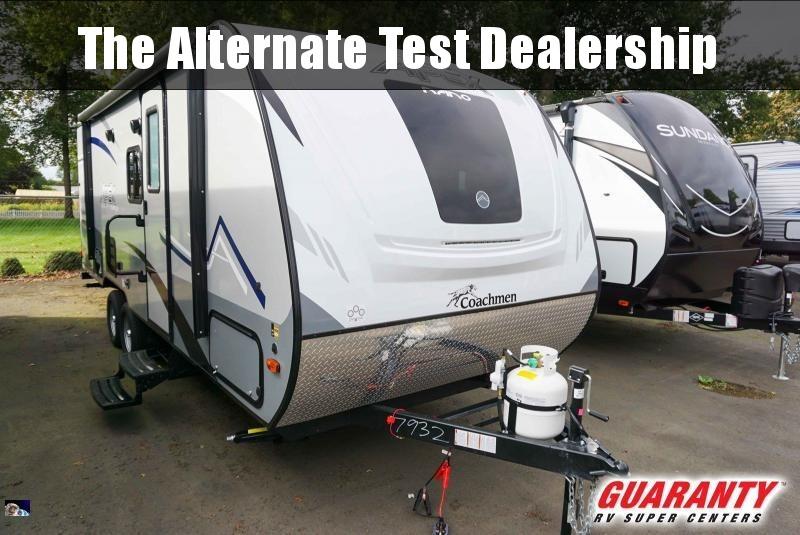 2020 Coachmen Apex Nano 208BHS - Guaranty RV Trailer and Van Center - T40971