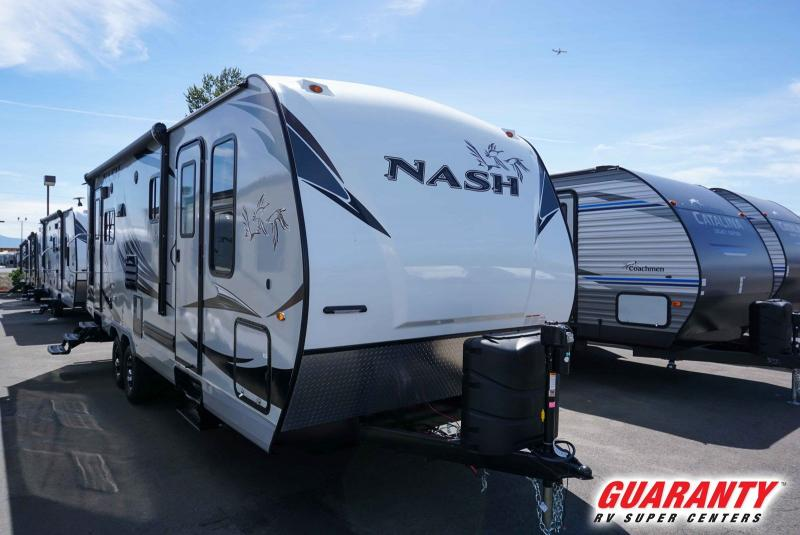 2020 Northwood Nash 26N - Guaranty RV Trailer and Van Center - T40671