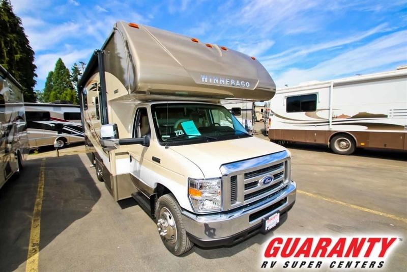 2018 Winnebago Spirit 22R - M38546 | Oregon RVs for Sale | Guaranty RV Super Centers