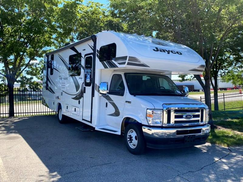 2021 Jayco Greyhawk 27U - Sturtevant, WI - 14191  - Burlington RV Superstore