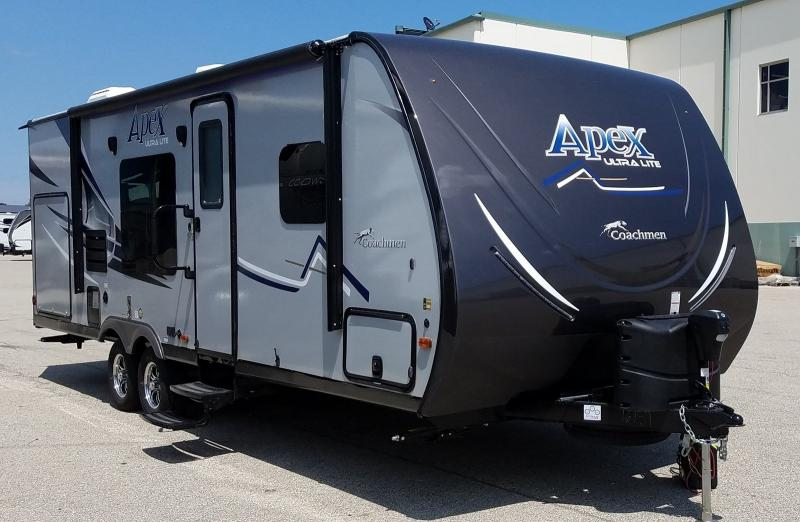 2019 Coachmen Apex Ultra Lite 251RBK - BRV - 13098  - Burlington RV Superstore