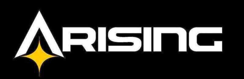 Logo for Arising