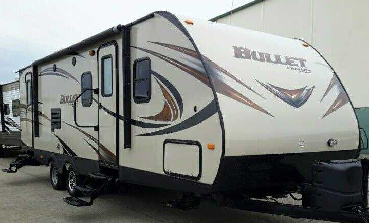 2014 Keystone Bullet 272BHS - 12655A - Burlington RV Superstore