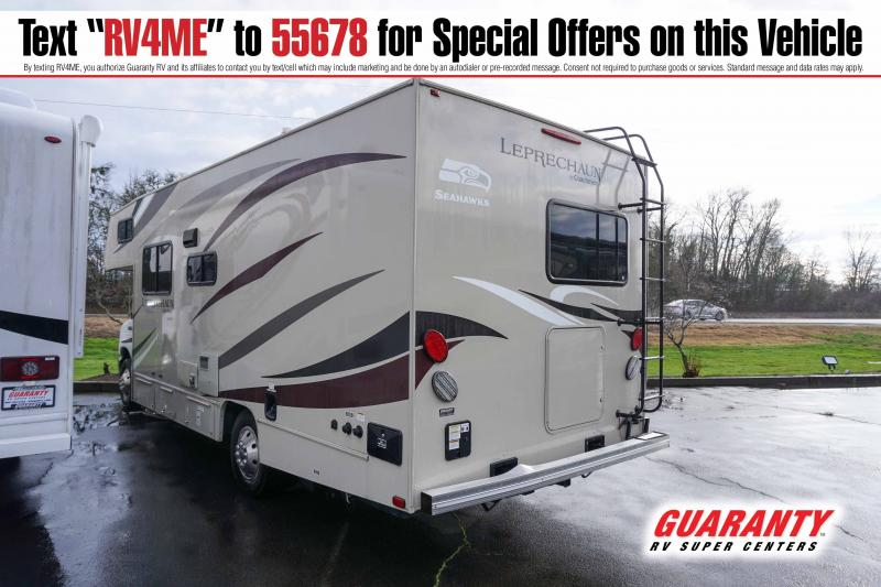 2018 Coachmen Leprechaun 260DS - Guaranty RV Motorized - PM42363A