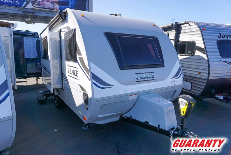 2020 Lance Lance 1475 - Guaranty RV Trailer and Van Center - T41423
