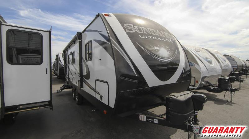 2019 Heartland Sundance Ultra-lite 221RB - Guaranty RV Trailer and Van Center - T39214