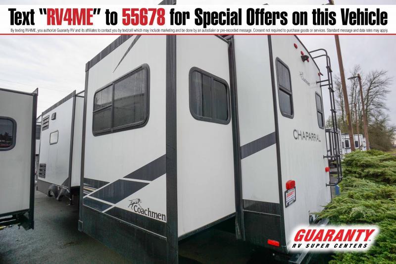 2021 Coachmen Chaparral 381RD - Guaranty RV Fifth Wheels - T41536