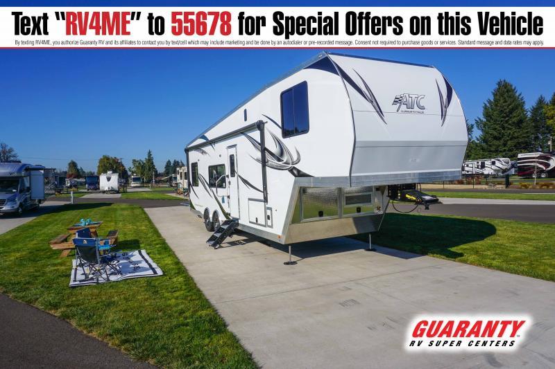 2020 Aluminum Trailer Company Fifth Wheel TOY HAULER - Guaranty RV Fifth Wheels - T42780
