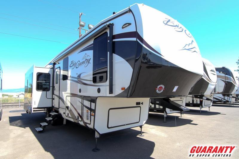 2019 Heartland Big Country 3155RLK - Guaranty RV Fifth Wheels - T39478