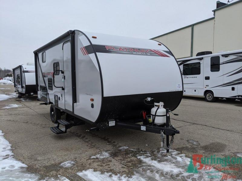 2020 Forest River Wildwood FSX 178BHSK - Sturtevant, WI - 13945  - Burlington RV Superstore