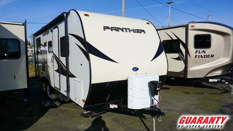 2016 Pacific Coachworks Panther 20RLS - Guaranty RV Trailer and Van Center - T39615A