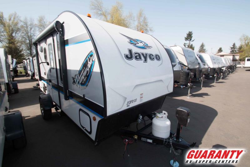 2018 Jayco Hummingbird 16MRB - Guaranty RV Trailer and Van Center - T38699