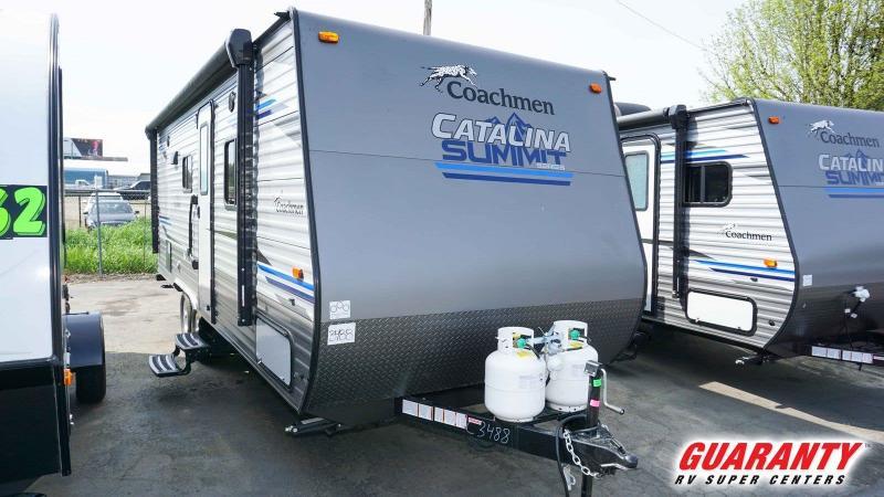 2020 Coachmen Catalina Summit Series 7 212BHS - Guaranty RV Trailer and Van Center - T40422