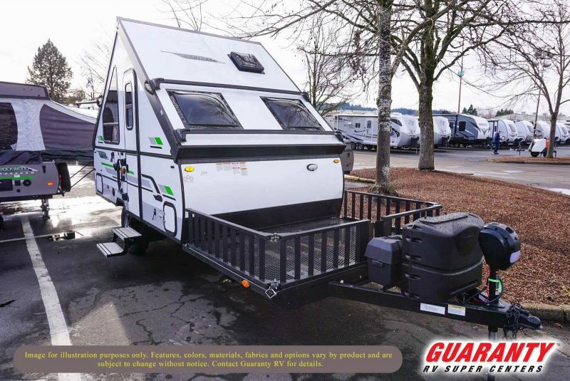 2020 Forest River Rockwood Hard Side 122TH - Guaranty RV Trailer and Van Center - T41203