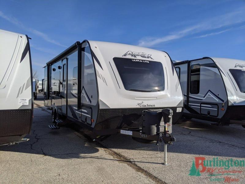 2020 Coachmen Apex Ultra Lite 251RBK - Sturtevant, WI - 13745  - Burlington RV Superstore