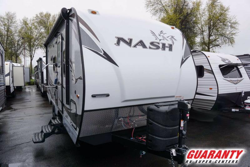 2020 Northwood Nash 18FM - Guaranty RV Trailer and Van Center - T41494