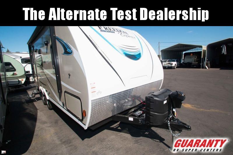 2019 Coachmen Freedom Express Ultra-lite 192RBS - Guaranty RV Trailer and Van Center - T39271
