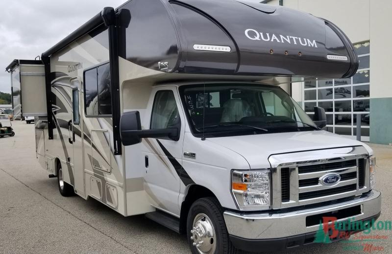 2019 Thor Motor Coach Quantum RW28 - BRV - 12764  - Burlington RV Superstore