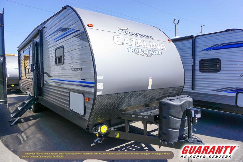2020 Coachmen Catalina Trail Blazer 28THS - Guaranty RV Fifth Wheels - T41267
