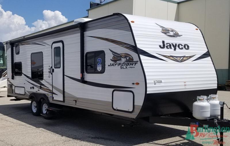 2019 Jayco Jay Flight Slx 264BH - BRV - 12715  - Burlington RV Superstore