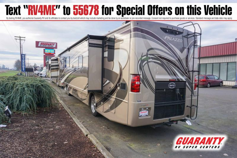 2017 Thor Motor Coach Palazzo 36.3 - Guaranty RV Motorized - M41064A