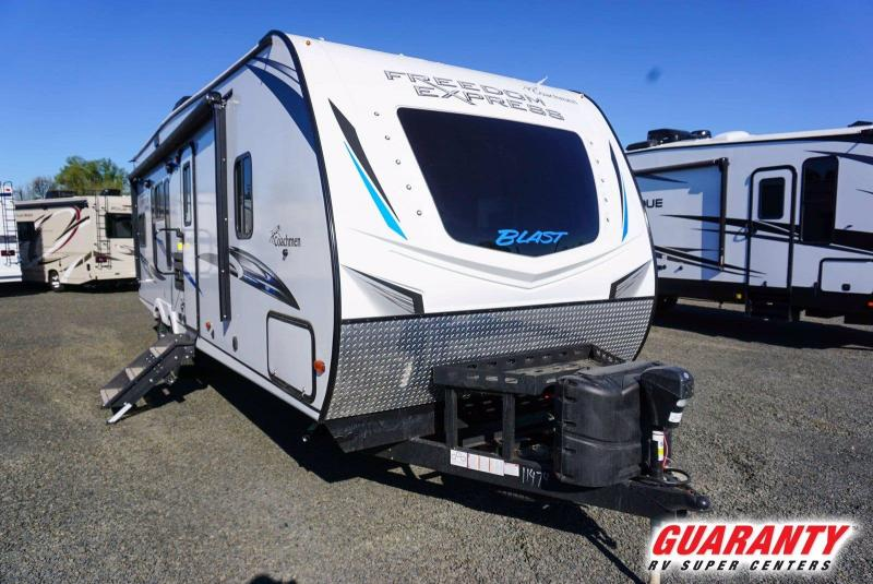 2020 Coachmen Freedom Express Blast 283BL - Guaranty RV Fifth Wheels - T41300