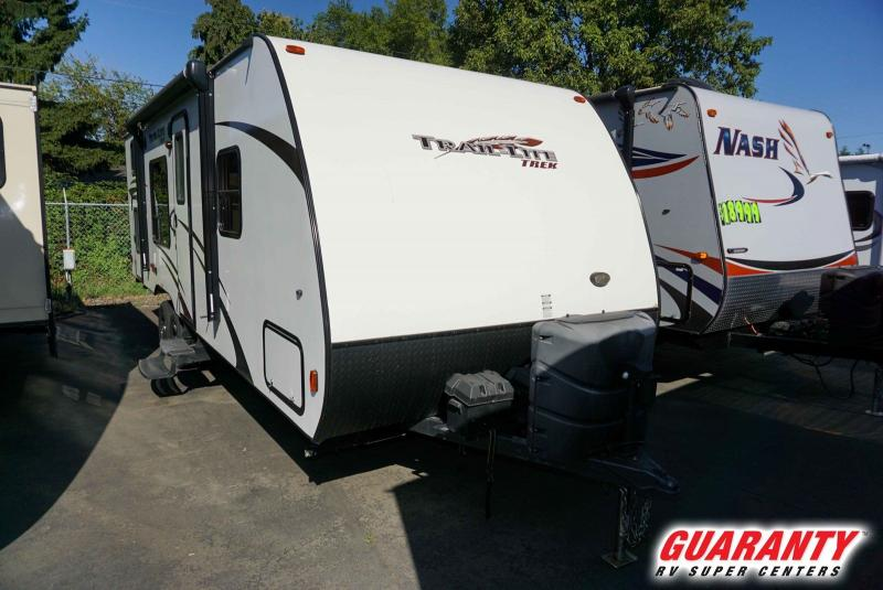 2014 R-vision Trail-lite Trek 262BH - Guaranty RV Trailer and Van Center - T39613A