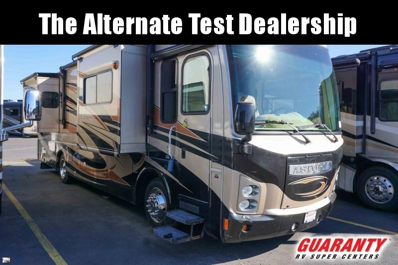 2011 Damon Motor Coach Astoria 3470 - Guaranty RV Motorized - PM42315