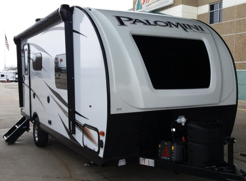 2018 Palomino Palomini 181FBS - BRV - 12945A  - Burlington RV Superstore