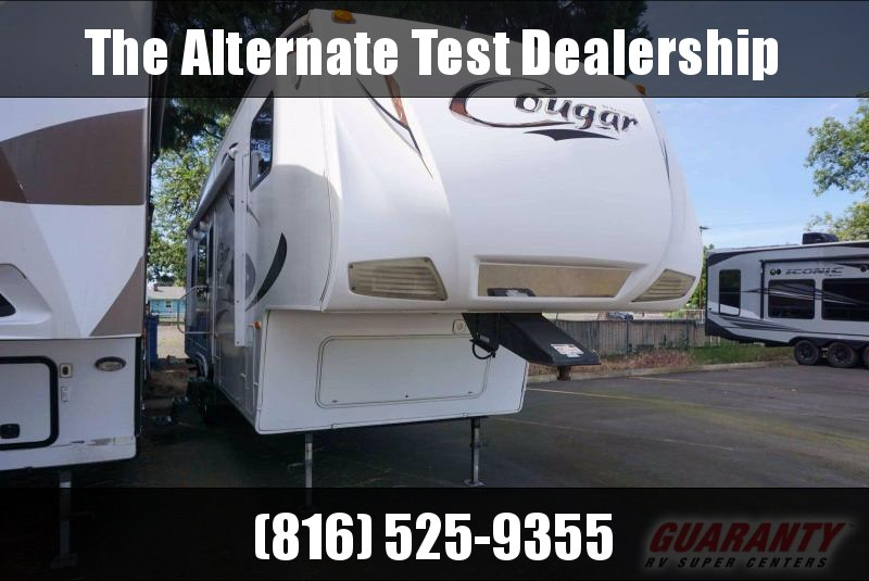 2010 Keystone Cougar 292RKS - Pre-Auction Specials - WT41333A