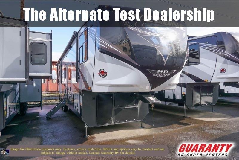 2020 Heartland Cyclone 3713 - Guaranty RV Fifth Wheels - T41281