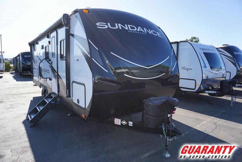 2020 Heartland Sundance Ultra-Lite 241BH - Guaranty RV Trailer and Van Center - T40801