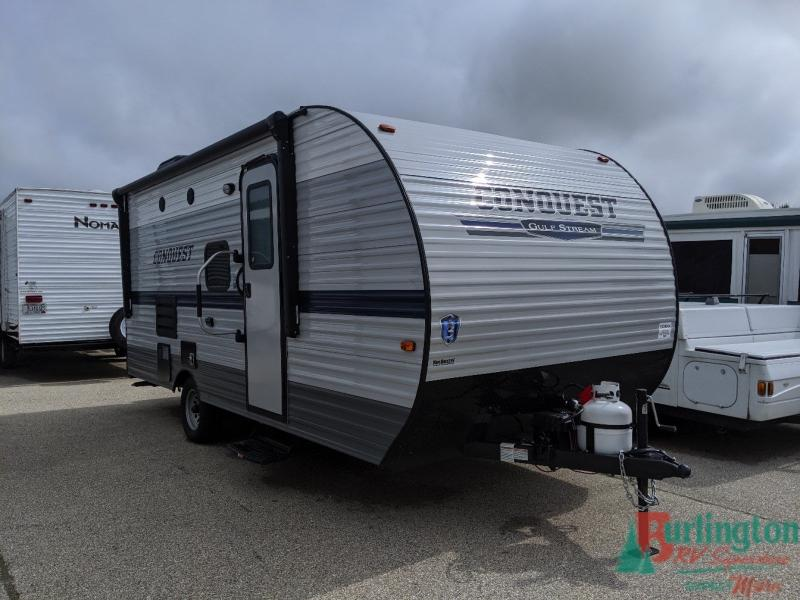 2020 Gulf Stream Conquest 198BH - BRV - 13299AA  - Burlington RV Superstore