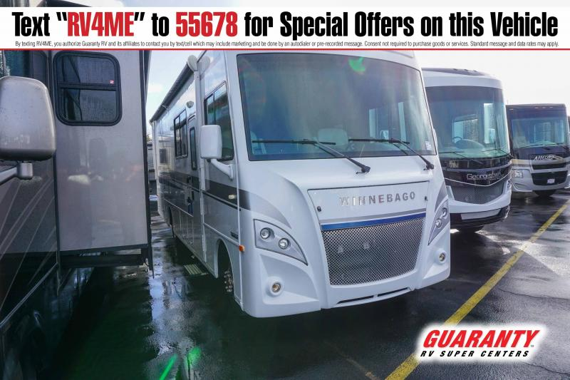 2019 Winnebago Intent 29L - Guaranty RV Motorized - PM43005