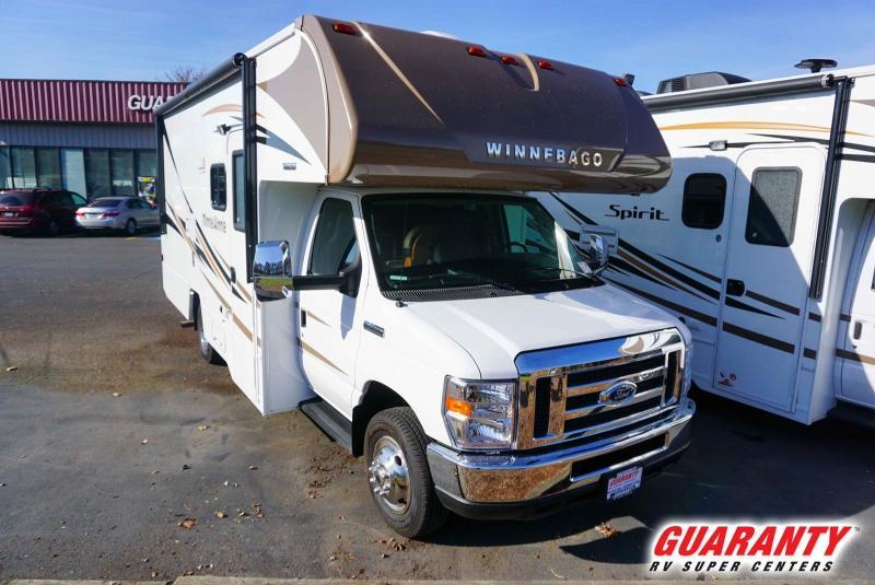 2018 Winnebago Minnie Winnie 22M - Guaranty RV Motorized - M39366B