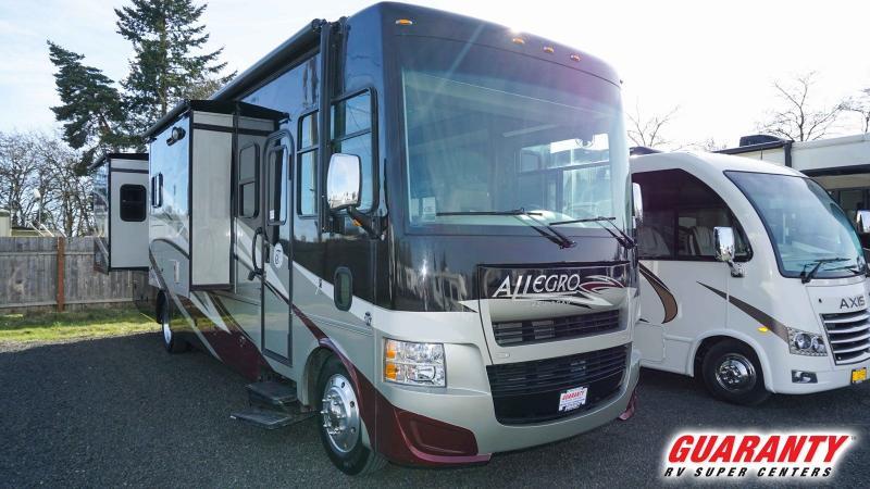 2014 Tiffin Allegro 34TGA - Guaranty RV Motorized - PM40454
