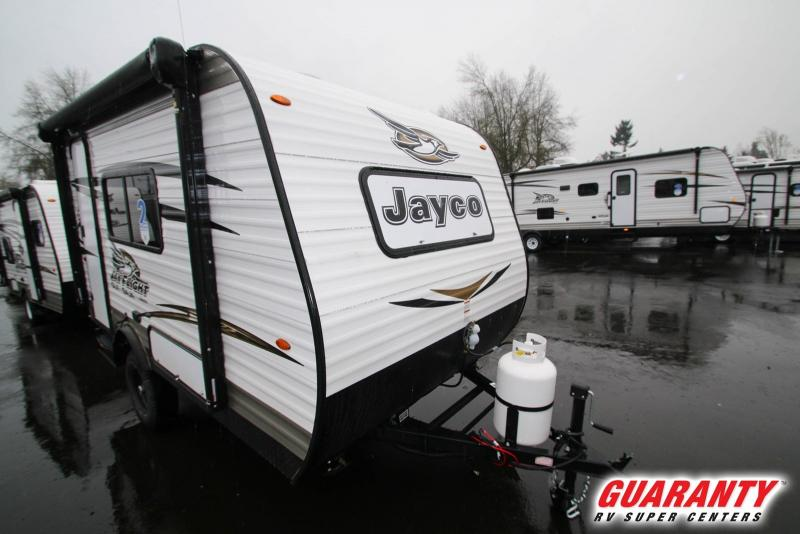 2018 Jayco Jay Flight Slx 7 145RB - Guaranty RV Trailer and Van Center - T38745