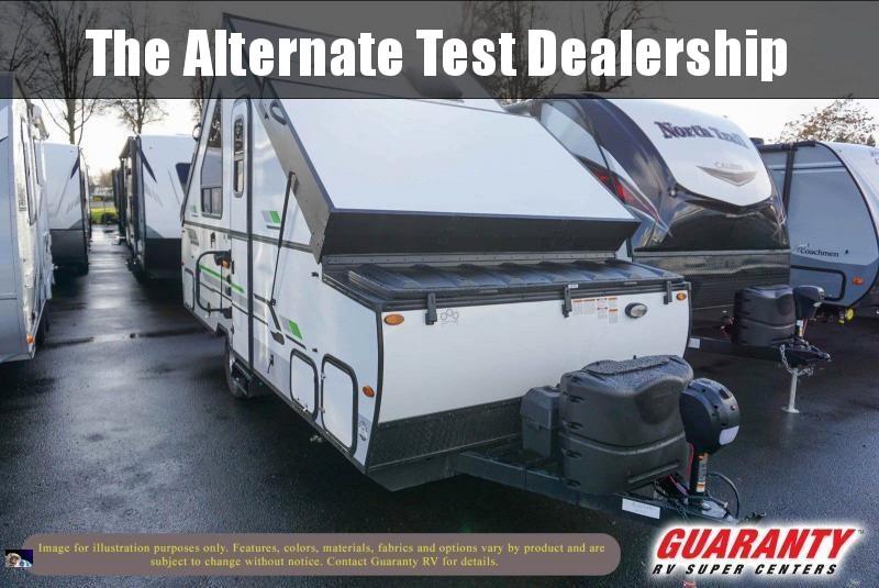 2020 Forest River Rockwood Hard Side 223HW - Guaranty RV Trailer and Van Center - T41207