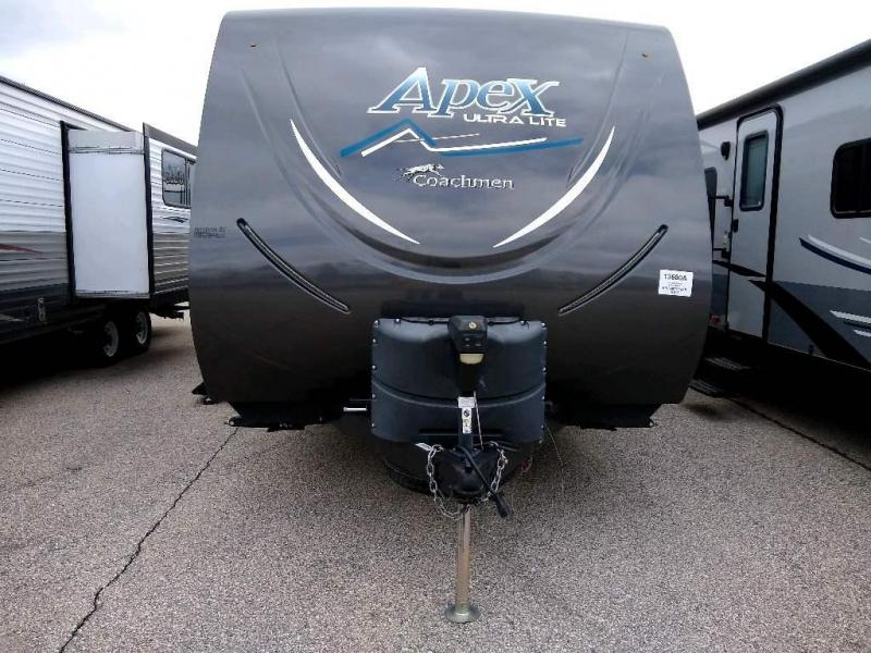 2017 Coachmen Apex Ultra Lite 249RBS - Sturtevant, WI - 13680A  - Burlington RV Superstore