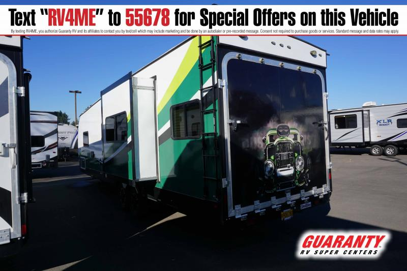 2017 Forest River Stealth 2817G - Guaranty RV Fifth Wheels - ST4003