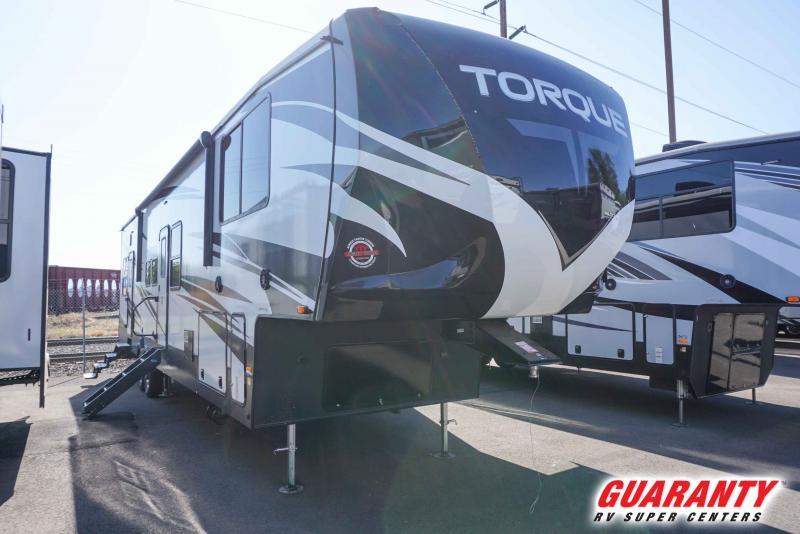 2021 Heartland Torque 373 - Guaranty RV Fifth Wheels - T41824