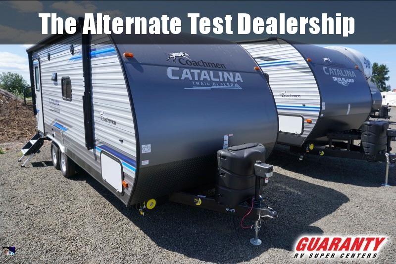 2020 Coachmen Catalina Trail Blazer 19TH - Guaranty RV Fifth Wheels - T40652