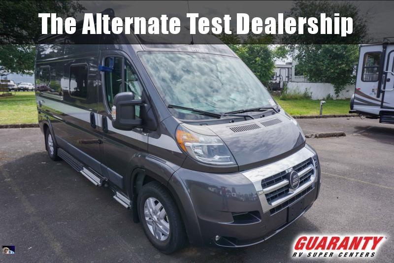 2017 Hymer Aktiv Base - Guaranty RV Trailer and Van Center - T40705A
