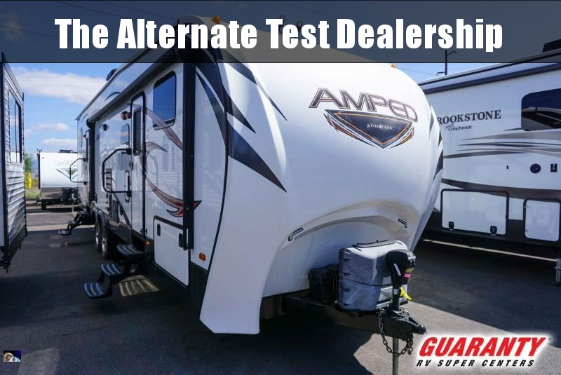 2015 Evergreen Amped 32GS - S - M40055A